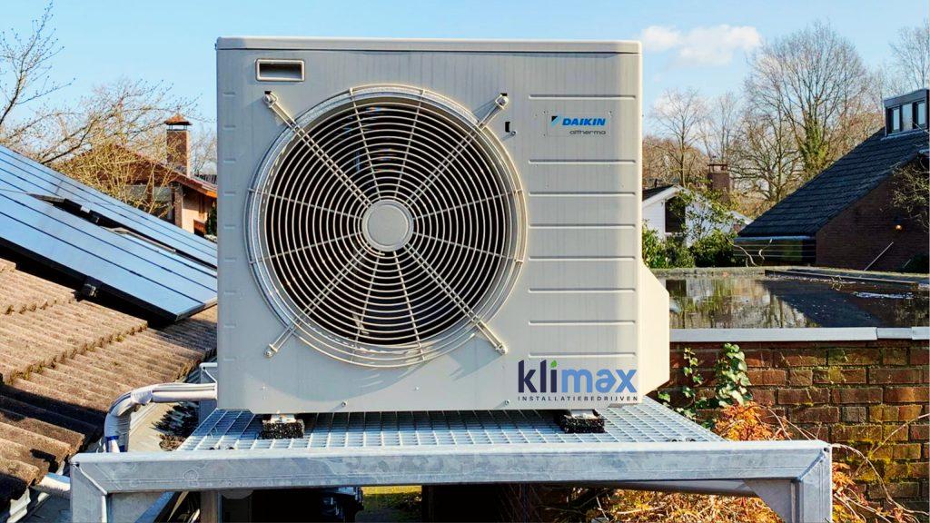 Klimax ervaring hybride warmtepomp norbert